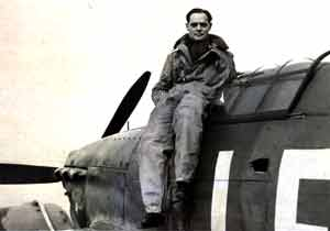 Douglas Bader Air Ace with 20 victories