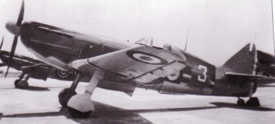 An example of a D.520 fighter, the best French Fighter available in May 1940.
