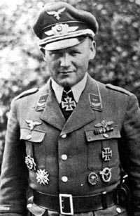 Heinrich Höfemeier was credited with 96 victories in 490 missions. All his victories were claimed over the Eastern Front, including at least 27 Il-2 Sturmoviks and at least 16 twin-engined bombers.