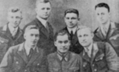 Panov second left, first row.