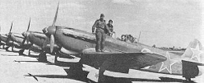 Yakovlev's Yak-9 was a development of the line of Russian fighters that started with the inferior Yak-1 and evolved into the far better Yak-3 and Yak-9
